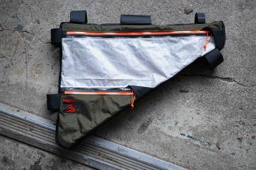 Cuben Fiber & X-Pac Full frame bag
